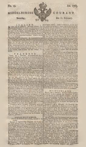 Middelburgsche Courant 1763-02-12