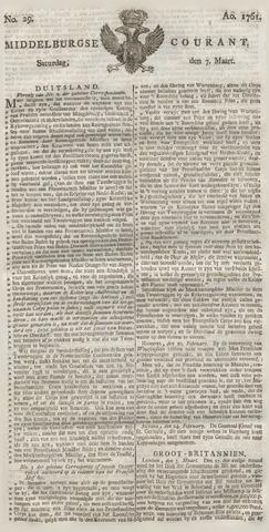 Middelburgsche Courant 1761-03-07