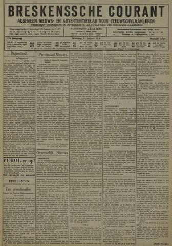 Breskensche Courant 1929-01-30