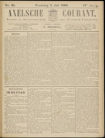 Axelsche Courant 1901-07-03