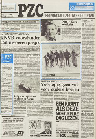 Provinciale Zeeuwse Courant 1987-03-04