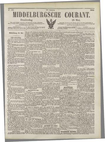 Middelburgsche Courant 1899-05-25