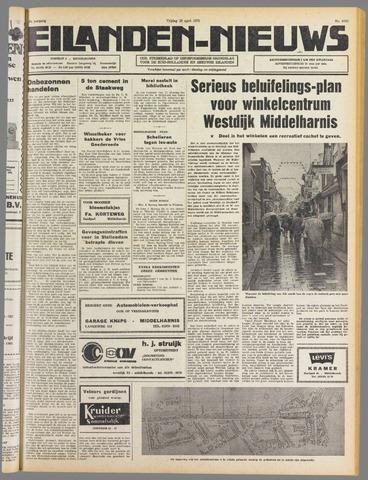 Eilanden-nieuws. Christelijk streekblad op gereformeerde grondslag 1975-04-25