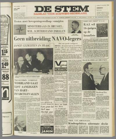 de Stem 1968-11-15