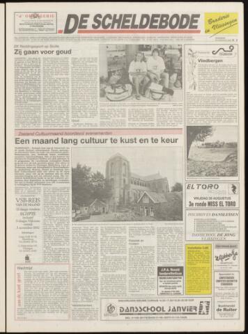 Scheldebode 1992-08-26