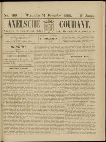 Axelsche Courant 1890-12-31