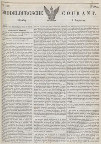 Middelburgsche Courant 1867-08-06