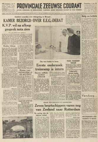 Provinciale Zeeuwse Courant 1962-01-11