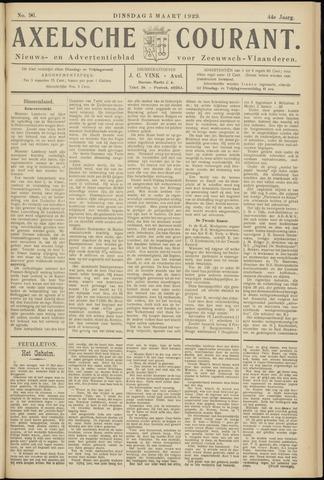 Axelsche Courant 1929-03-05