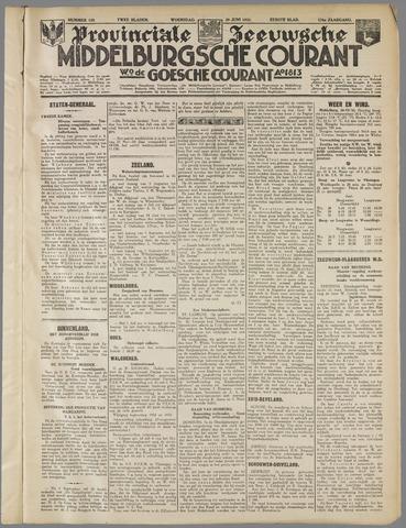 Middelburgsche Courant 1933-06-28
