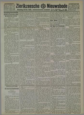 Zierikzeesche Nieuwsbode 1930-10-20