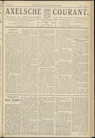 Axelsche Courant 1927-02-08