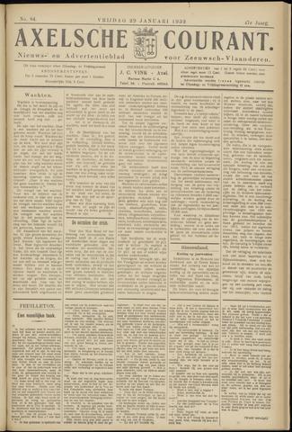 Axelsche Courant 1932-01-29