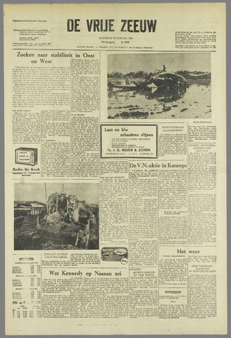 de Vrije Zeeuw 1963-01-12