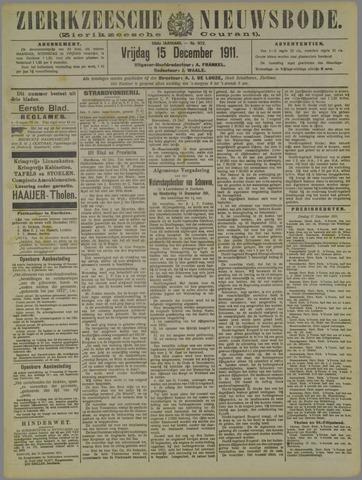 Zierikzeesche Nieuwsbode 1911-12-15