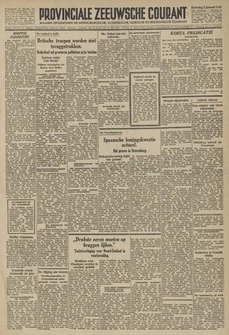 Provinciale Zeeuwse Courant 1946-01-05