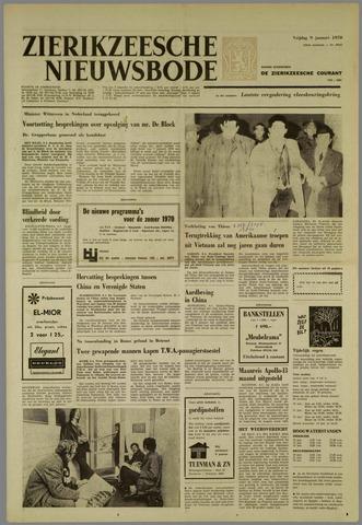 Zierikzeesche Nieuwsbode 1970-01-09