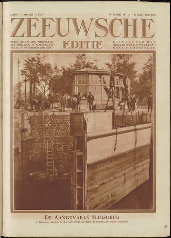 Ons Zeeland / Zeeuwsche editie 1930-10-24