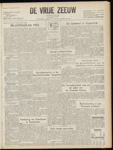 de Vrije Zeeuw 1955-07-04