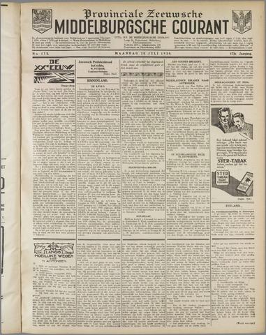Middelburgsche Courant 1930-07-28