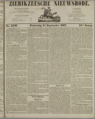 Zierikzeesche Nieuwsbode 1867-09-14