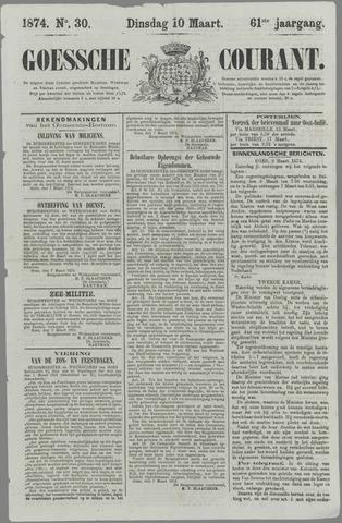 Goessche Courant 1874-03-10