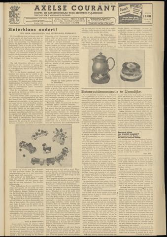 Axelsche Courant 1957-11-09
