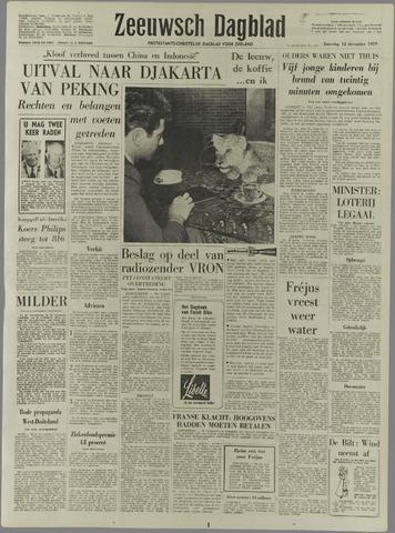 Zeeuwsch Dagblad 1959-12-12