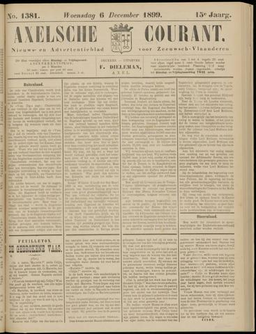 Axelsche Courant 1899-12-06