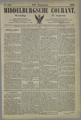 Middelburgsche Courant 1887-08-17