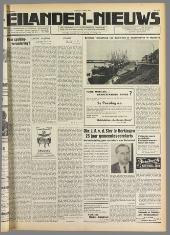 Eilanden-nieuws. Christelijk streekblad op gereformeerde grondslag 1967-03-24