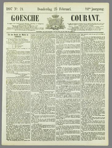 Goessche Courant 1897-02-25