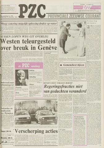 Provinciale Zeeuwse Courant 1983-11-24