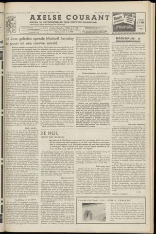 Axelsche Courant 1956-09-01