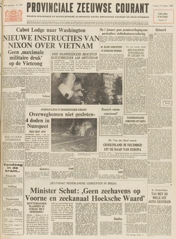 Provinciale Zeeuwse Courant 1969-10-10
