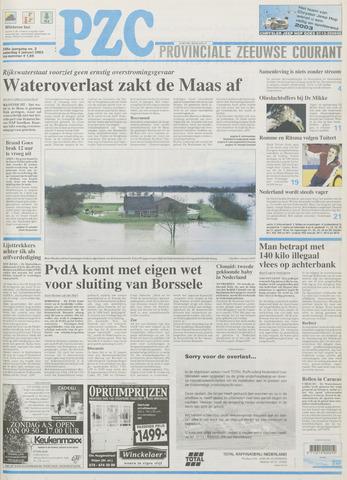 Provinciale Zeeuwse Courant 2003-01-04