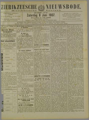 Zierikzeesche Nieuwsbode 1907-06-08