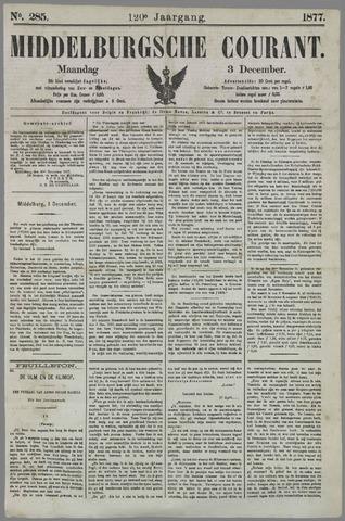 Middelburgsche Courant 1877-12-03