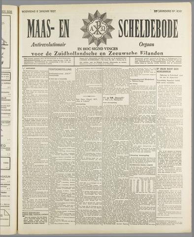 Maas- en Scheldebode 1937