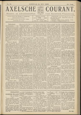 Axelsche Courant 1938-05-24