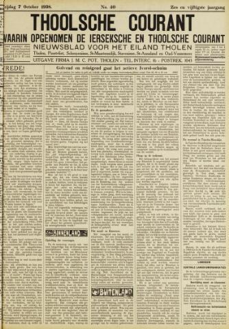 Ierseksche en Thoolsche Courant 1938-10-07
