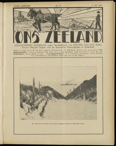 Ons Zeeland / Zeeuwsche editie 1929-05-11