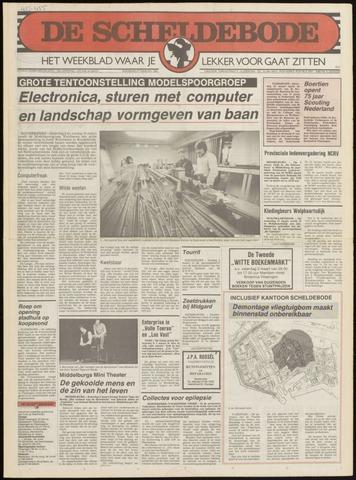 Scheldebode 1985-02-21