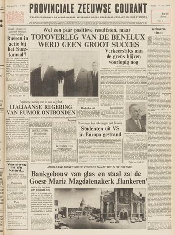 Provinciale Zeeuwse Courant 1970-07-07