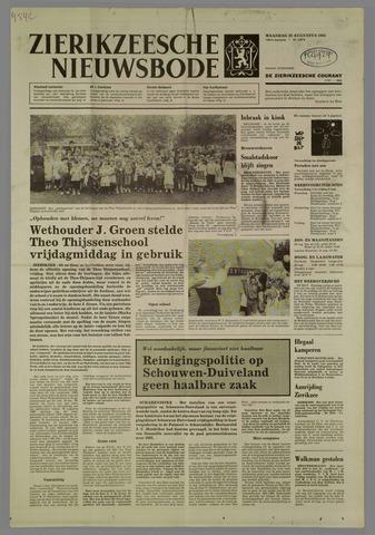Zierikzeesche Nieuwsbode 1983-08-29