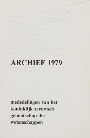 Archief 1979-01-01