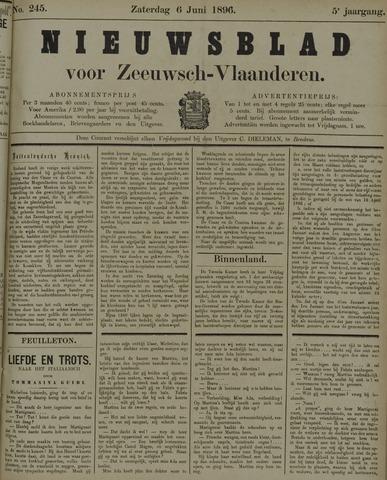 Nieuwsblad voor Zeeuwsch-Vlaanderen 1896-06-06