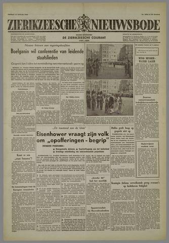 Zierikzeesche Nieuwsbode 1958-01-10
