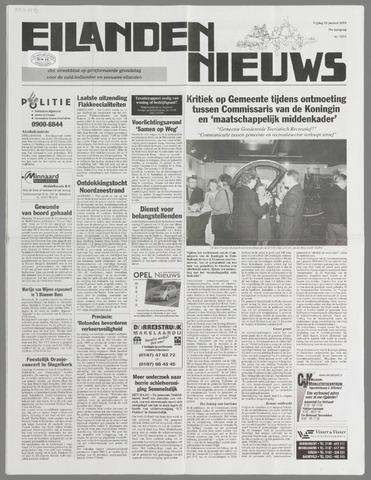 Eilanden-nieuws. Christelijk streekblad op gereformeerde grondslag 2004-01-23
