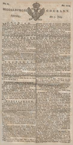 Middelburgsche Courant 1779-06-05